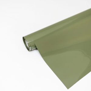 Inozetek - Super Gloss Khaki Green 1.52 x 20